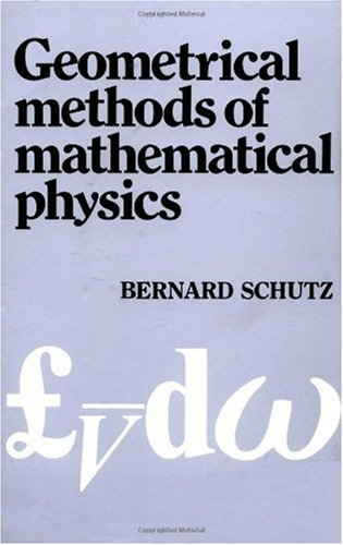 Geometrical Methods of Mathematical Physics   1980 edition cover