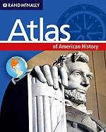 ATLAS OF AMERICAN HISTORY      N/A edition cover