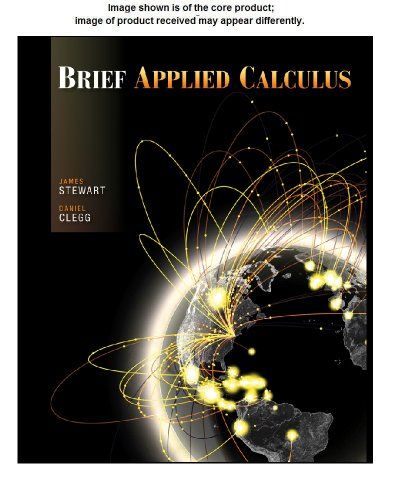 Applied Calculus   2012 9780534423872 Front Cover