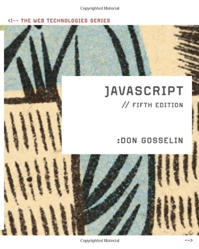 JavaScript  5th 2011 edition cover