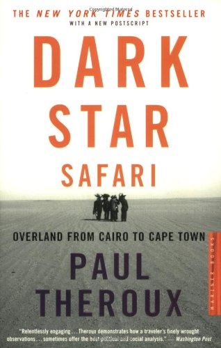 Dark Star Safari Overland from Cairo to Cape Town  2003 edition cover
