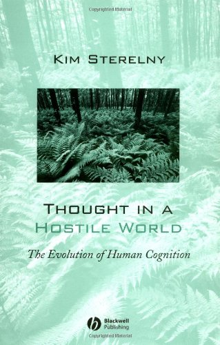 Thought in a Hostile World The Evolution of Human Cognition  2003 edition cover
