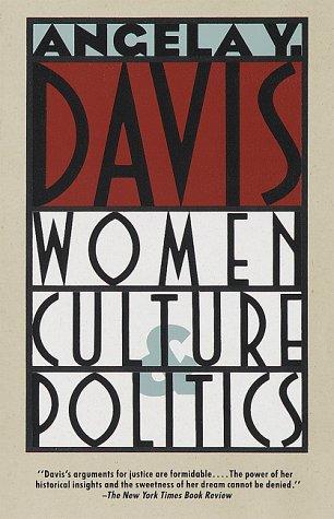 Women, Culture and Politics   1990 edition cover