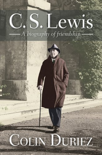 C. S. Lewis A Biography of Friendships  2013 edition cover