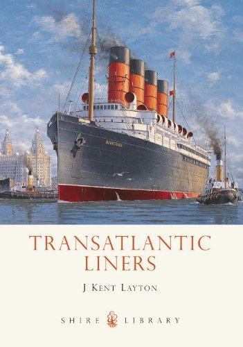 Transatlantic Liners   2012 9780747810872 Front Cover