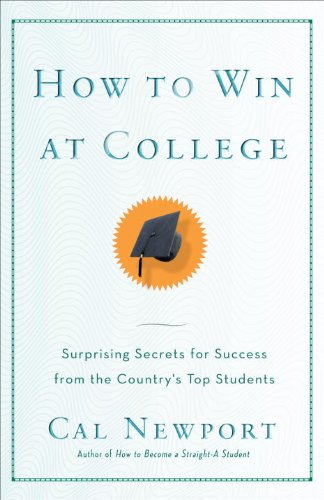 How to Win at College Surprising Secrets for Success from the Country's Top Students  2005 edition cover