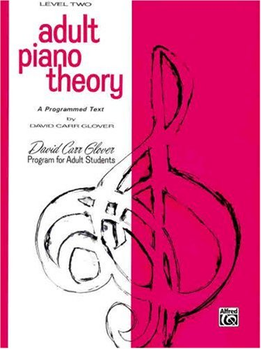 Adult Piano Theory   1985 edition cover