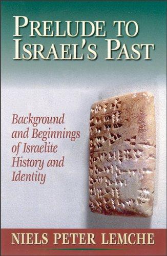 Vorgeschichte Israels N/A 9780801046872 Front Cover