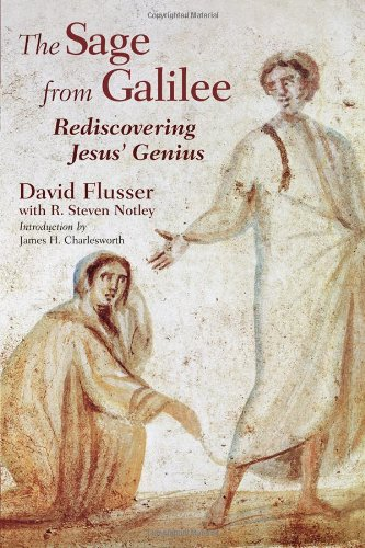 Sage from Galilee Rediscovering Jesus' Genius 4th 2007 edition cover
