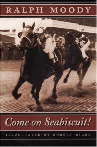 Come on Seabiscuit!   2003 edition cover