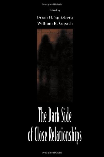 Dark Side of Close Relationships   1998 edition cover