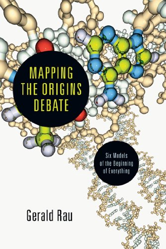 Mapping the Origins Debate Six Models of the Beginning of Everything N/A edition cover