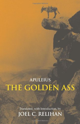 Golden Ass Or, a Book of Changes  2007 edition cover