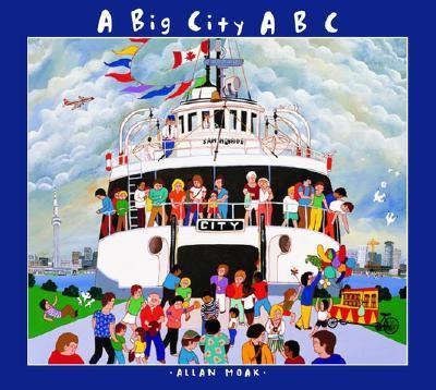 Big City ABC   2002 (Revised) 9780887765872 Front Cover