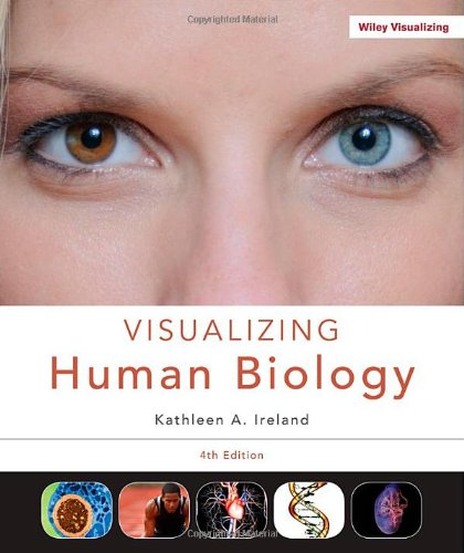Visualizing Human Biology  4th 2012 9781118169872 Front Cover