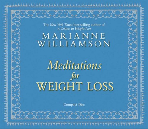 Meditations for Weight Loss:  2011 edition cover