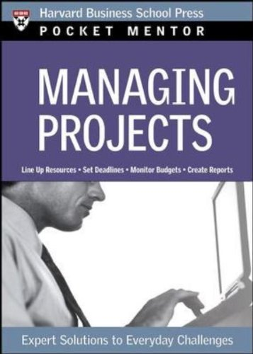 Managing Projects Expert Solutions to Everyday Challenges  2006 edition cover