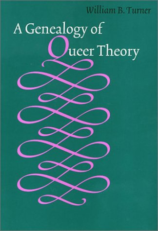 Genealogy of Queer Theory   2000 edition cover