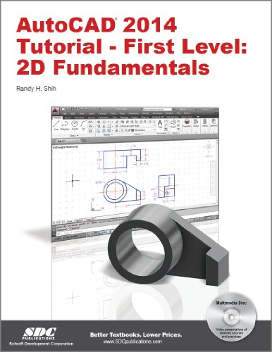 AutoCAD 2014 Tutorial - First Level 2D Fundamentals N/A edition cover