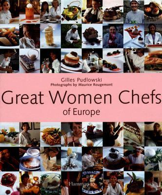 Great Women Chefs of Europe   2005 9782080304872 Front Cover