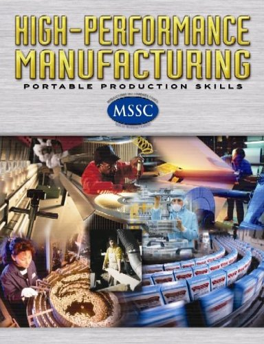 High-Performance Manufacturing Portable Production Skills  2006 (Student Manual, Study Guide, etc.) edition cover