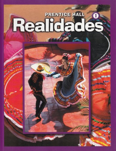 Realidades Level 1  2004 9780131016873 Front Cover