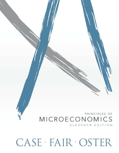 Principles of Microeconomics Plus NEW MyEconLab with Pearson EText -- Access Card Package  11th 2014 edition cover