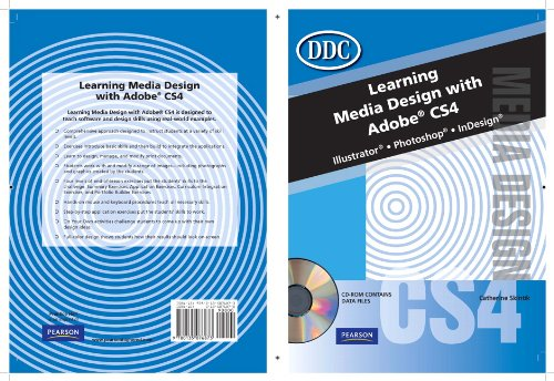 Learning Media Design with Adobe CS4   2010 9780135076873 Front Cover