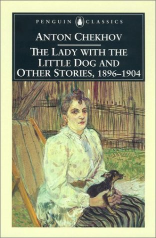 Lady with the Little Dog and Other Stories, 1896-1904   2002 edition cover
