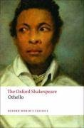 Oxford Shakespeare Othello - The Moor of Venice  2008 edition cover