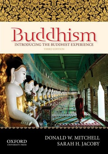 Buddhism: Introducing the Buddhist Experience  2013 edition cover