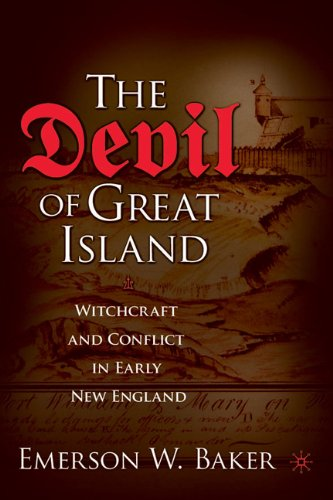 Devil of Great Island Witchcraft and Conflict in Early New England  2010 edition cover