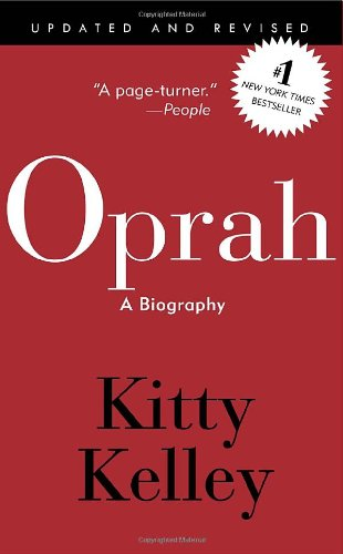Oprah A Biography N/A edition cover