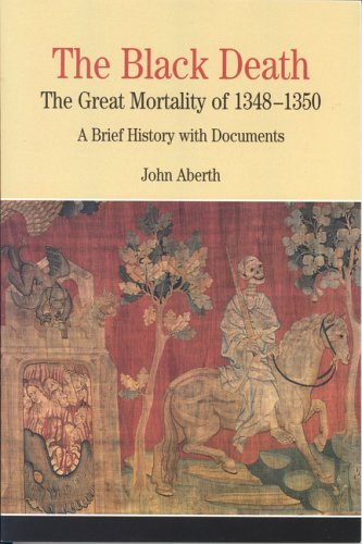 Black Death The Great Mortality of 1348-1350 - A Brief History with Documents  2005 edition cover