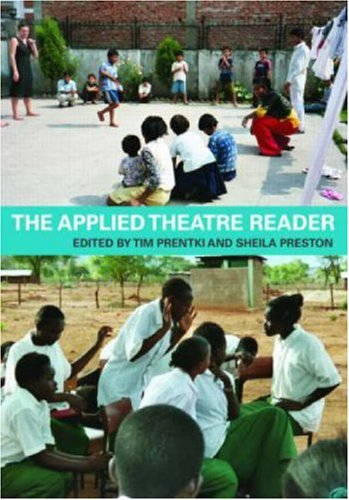 Applied Theatre Reader   2009 edition cover