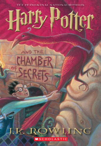 Harry Potter and the Chamber of Secrets   1999 9780439064873 Front Cover