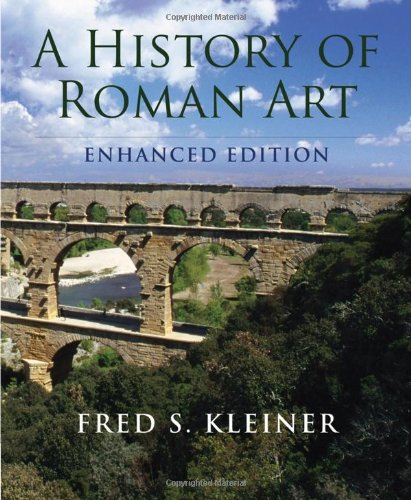 History of Roman Art   2011 edition cover