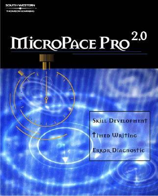 MicroPace Pro 2.0 Macintosh Site License 3rd 2004 9780538725873 Front Cover