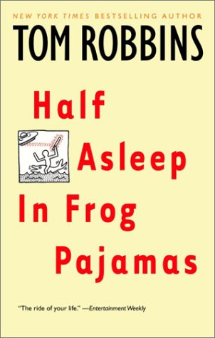 Half Asleep in Frog Pajamas   1994 (Reprint) edition cover