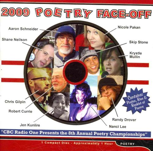 2009 Poetry Face-Off:  2009 edition cover