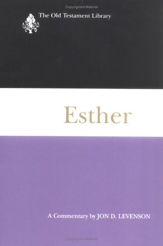 Esther A Commentary N/A edition cover