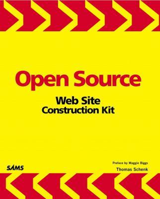 Open Source Web Site Construction Kit   2002 9780672320873 Front Cover