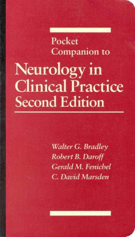 Pocket Companion to Neurology in Clinical Practice 2nd 1996 9780750697873 Front Cover