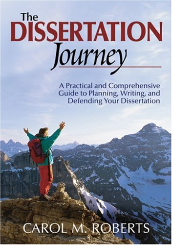 Dissertation Journey A Practical and Comprehensive Guide to Planning, Writing, and Defending Your Dissertation  2004 edition cover