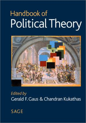 Handbook of Political Theory   2004 9780761967873 Front Cover