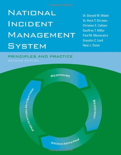 National Incident Management System Principles and Practice 2nd 2012 (Revised) edition cover