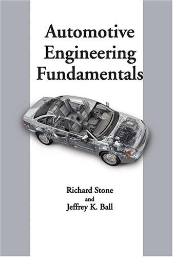 Automotive Engineering Fundamentals   2004 edition cover