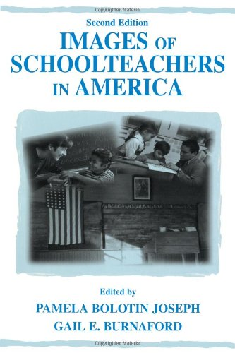 Images of Schoolteachers in America  2nd 2000 (Revised) edition cover