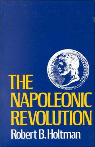 Napoleonic Revolution   1978 edition cover