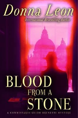 Blood from a Stone   2005 9780871138873 Front Cover
